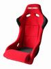 Famous brand Recaro bucket racing seat on sale