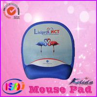 cuted cartoon silicon gel mousepad