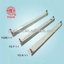 single tube 1200mm fluorescent assembly line light