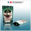 Cashew Nuts Packaging Bag With See Through Window By China Supplier