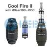 2014 New Innokin CoolFire 2 ecig 18350 e cig cloutank m3 innokin cool fire2 iclear 30