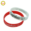 Promotion new products fashion design colourful silicone bracelet wristband