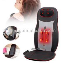 Car/Chair PL-802 TempRite Massage Cushion Black Color