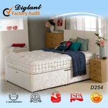 5-zone pocket coils superior mattress memory foam