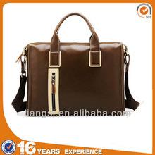 2014 factory new style fashion men leather briefcase,fashional laptop briefcases wholesale,business portfolio briefcase supplies