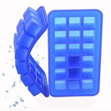food grade custom silicone flash ice cube