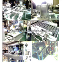 Various types of Japanese power testing machines for solar automobiles