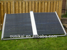 Swimming pool Solar heating system, solar collector