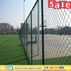 removable chain link fence panel