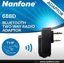 Nanfone 688D HFP1.5,A2DP,AVRCP bluetooth dongle for Icom amateur radio