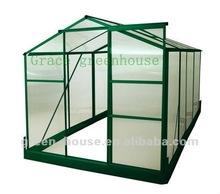 88G Grace top quality aluminium easy grow Green House shelter