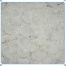 Pure Decorative White Rose Petals For Wedding Favor