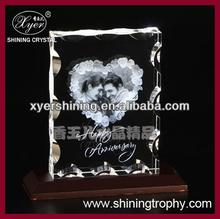 crystal light base