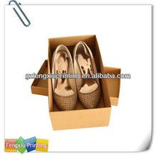 2014 Most Popular Fashion High Heel Shoe Box Packaging