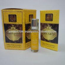 NAUSHAROOH(exclusive) pefume 100% non alcoholic perfume(attar)