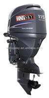 115HP 4-Stroke Outboard Motor