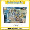 2014 new intelligence toy plastic building toys for boys