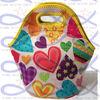 2014 new fashion neoprene lunch bag