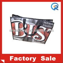 2014 fashion shopping bag/laminated non woven bag/PP woven bag wholesale