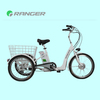 Special 36V 10AH Li-ion Rear Differential china 3 wheel electric bicycle (DW101)