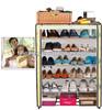 6-Tier Expandable Shoe Racks, Shoe Rack/Storage System, Shoes Display