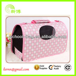 Fashion embossing laminated recycle pet shopping bags