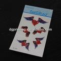 Küçük kanatları dövmeler dekorasyon/küçük dövme