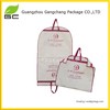 Disposable pvc garment bag