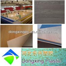 dongxing Exported Pvc Floor Tile, Pvc Flooring