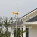 Pequeña turbina de viento kit 600w 12v/24v/48v para el barco
