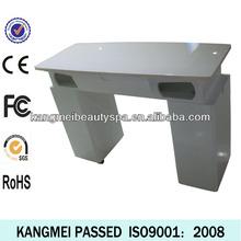 cheap beauty salon manicure desk nail tables for sale (KM-N027)