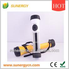 High Power Energy Saving LED Solar Lamp light solar flashlight torch radio solar LED lighting,solar light radio,USB charger