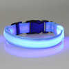 2014 Brand New Waterproof Pet Dog flashing led dog collar