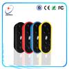 portable rubber bluetooth stereo speaker