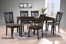 chair, home furniture, dining set, wood table, malaysia furniture, modern set, dining room set, wooden chair, malaysia wood tabl