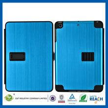 C&T Unique design aluminum slim case for ipad mini 2