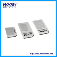High quality&factory price sd card sim adapter nano to micro sim adapter
