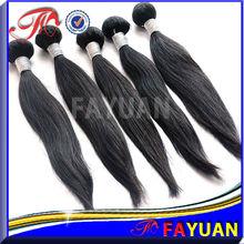2014 Fayuan 6A 100% pure human virgin hair wholesale price straight human hair