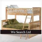 Kids Wooden Bunk Bed BSD-4500258