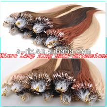 2014 new fashion 1g/s, wholesale bobbi boss hair micro loop hair extension