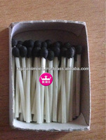 Best Quality wax Matches for exports