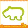 Bulk plastic animal industrial cookie cutter