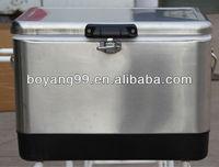 promotional metal outdoor cooler box