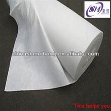 PP PET staple fiber protection short geotextile roll length 100m for highway
