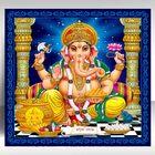 High quality 3d lenticular indian god photo
