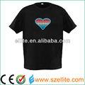 china fabricante de primera calidad el señoras camiseta con el panel de el