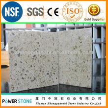 Half Price 12MM Quartz Stone Quartz Tile