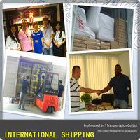 20GP 40GP 40HQ Container Logistics to Kampala sea port