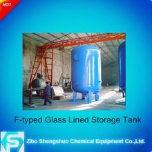 Chegada nova alta qualidade f-3000l porcelana esmaltada/industrial esmalte/vidro do forro chaleira tanque para a indústria química