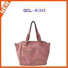 Guangzhou polish leather bag walmart shopping bags